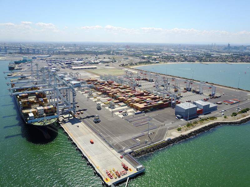 Kalmar lands auto terminal maintenance deal