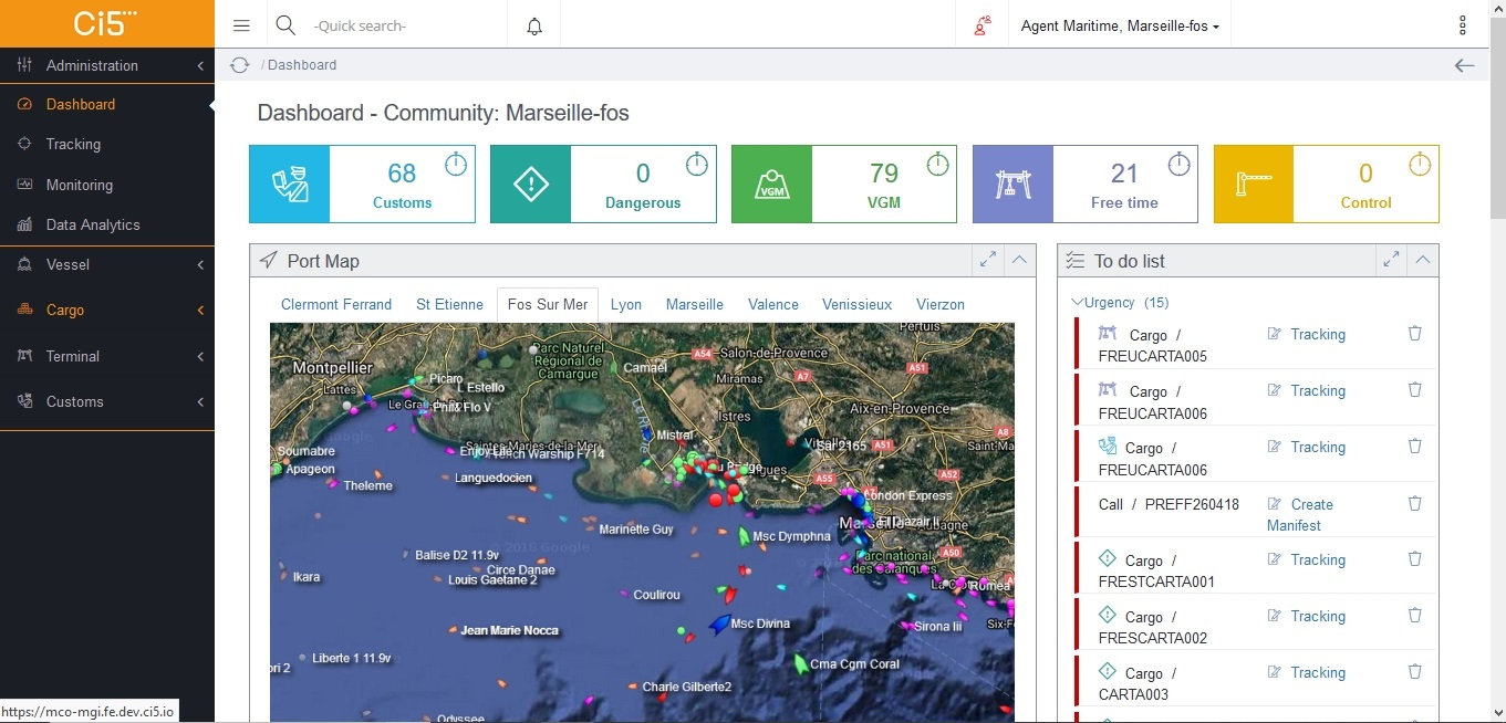 WorldCargo News - In-Depth - MGI's Ci5 system goes live