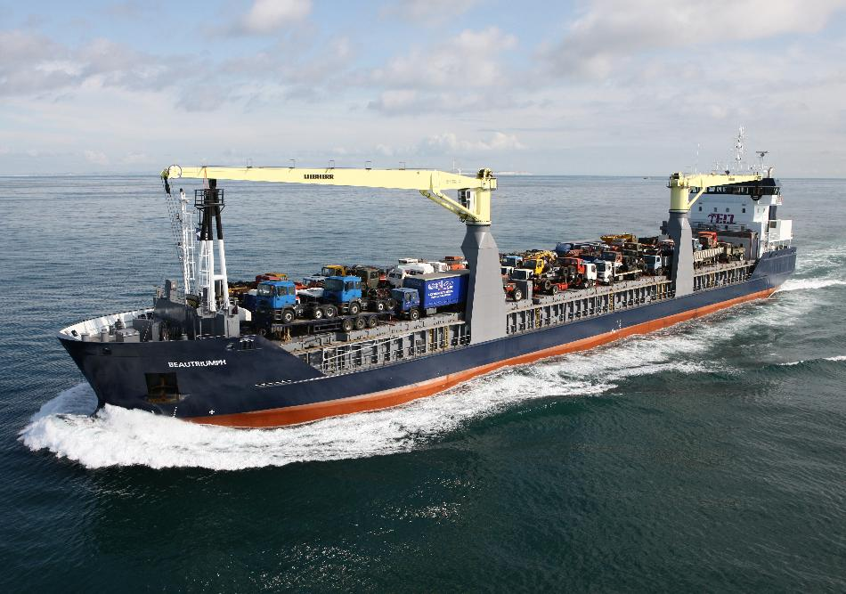 ABP Ipswich's loss is ABP Hull's gain. (Photo: Europe Caribbean Line)