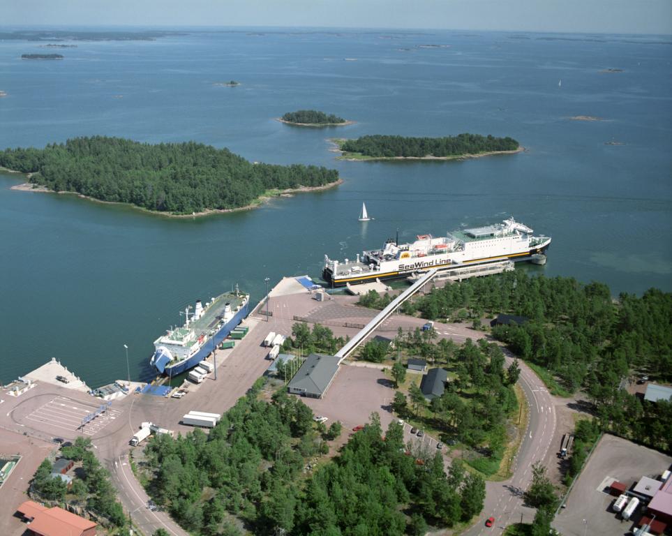 Trelleborg AutoMoor for Port of Långnäs