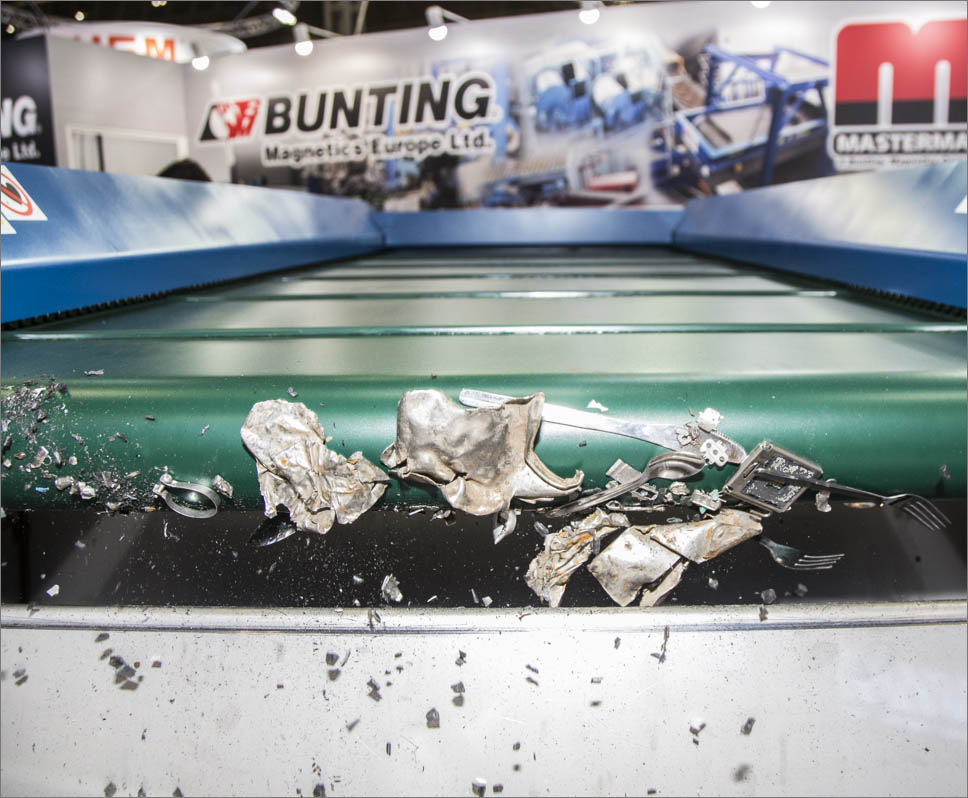 Bunting Magnetics attracts trio of separator orders
