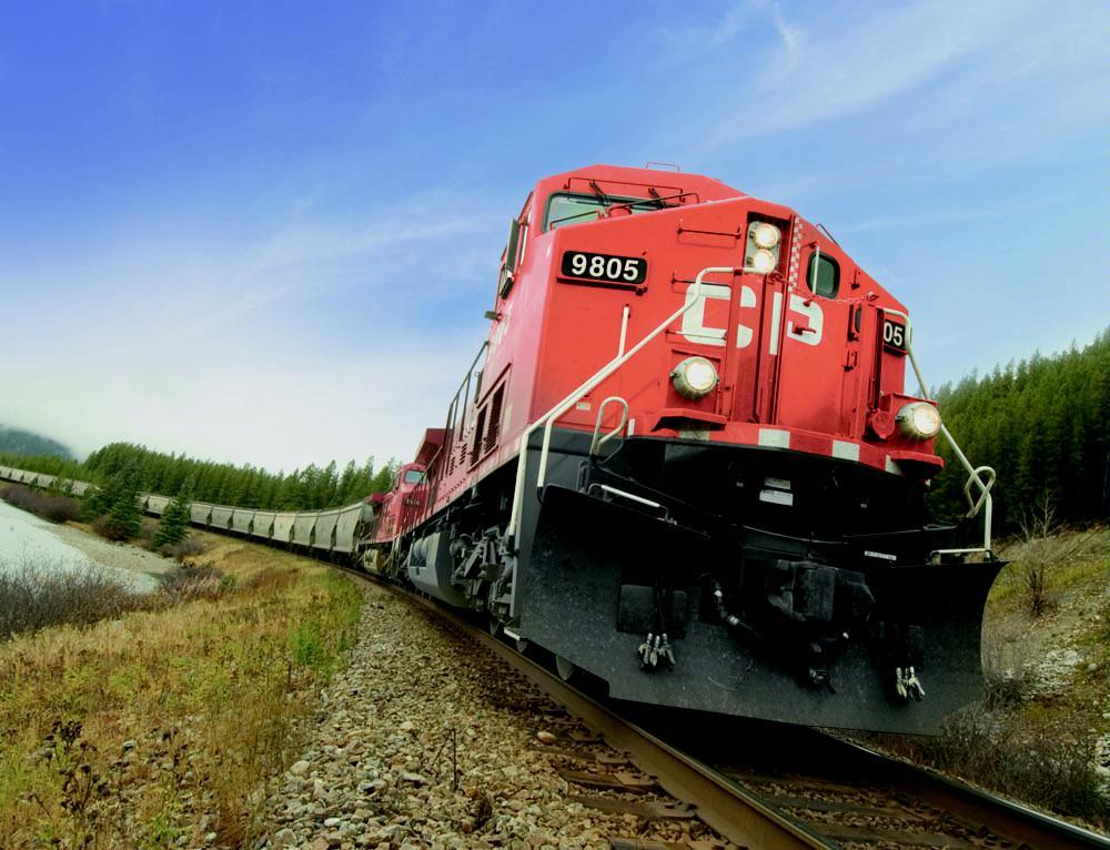 CP rebuffs Vancouver rail service probe