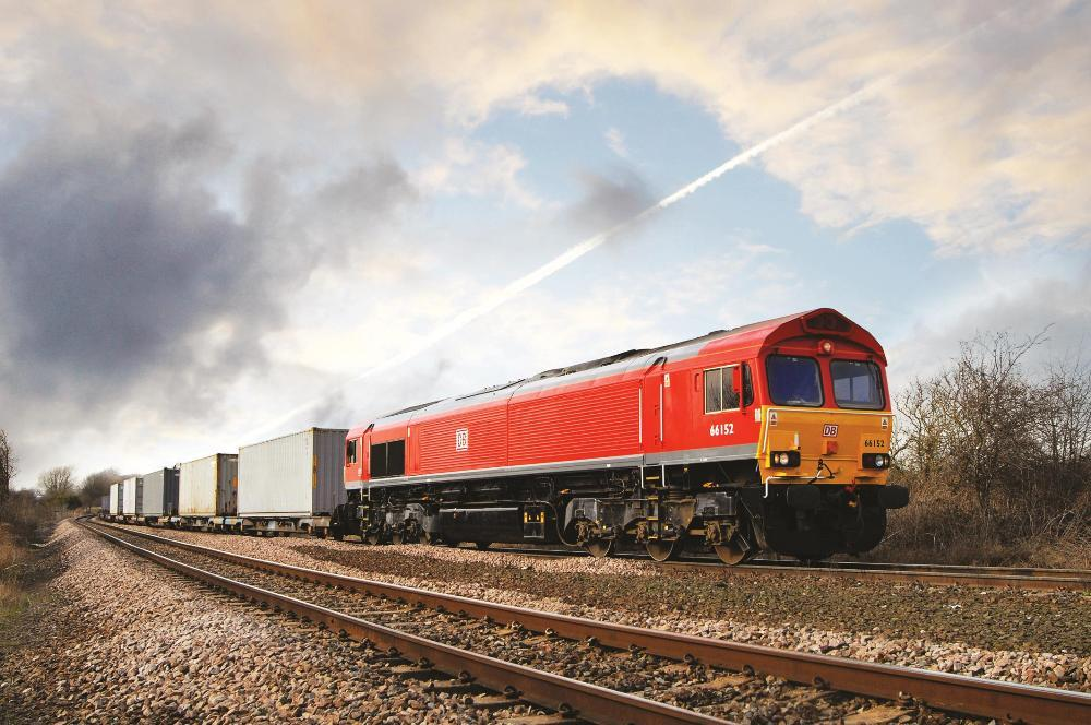DB Cargo UK and Maritime Transport to cooperate