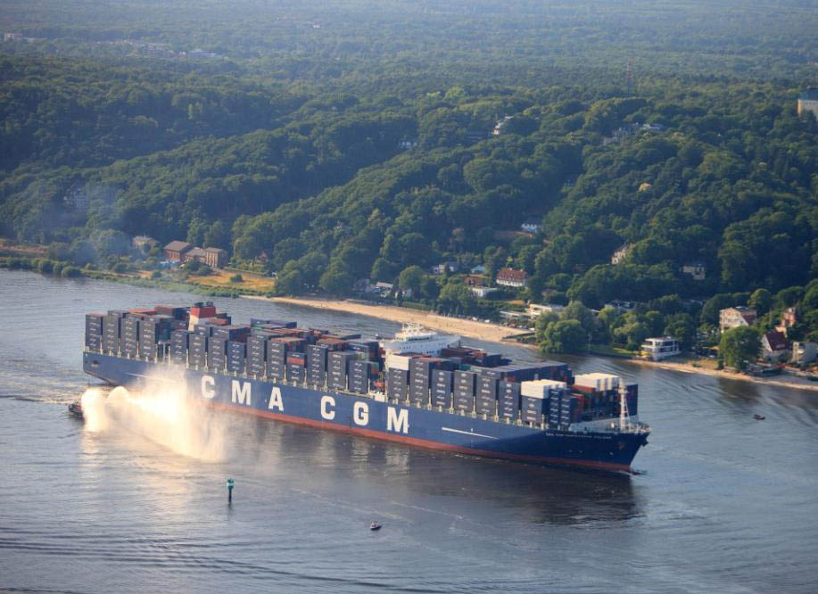 Elbe navigation speed limits tightened up