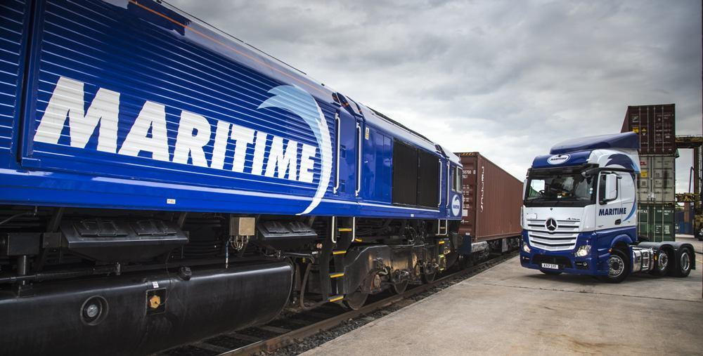 Maritime Transport will run new East Midlands rail freight terminal
