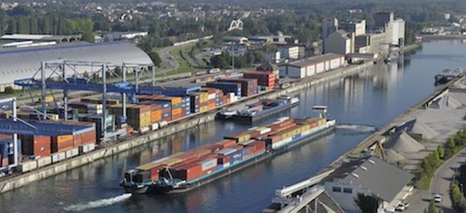 Marseilles and Strasbourg join forces on multimodal north-south axis