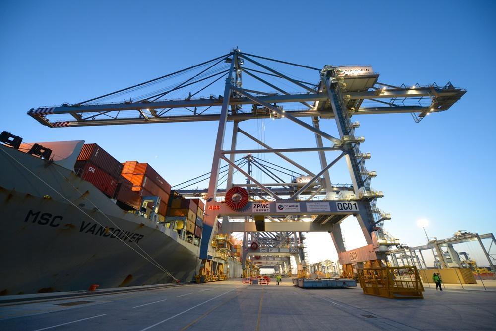Unifeeder to add Gdynia-London Gateway shortsea call