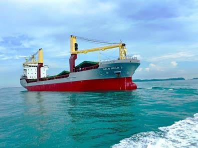A Bulkship Management vessel
