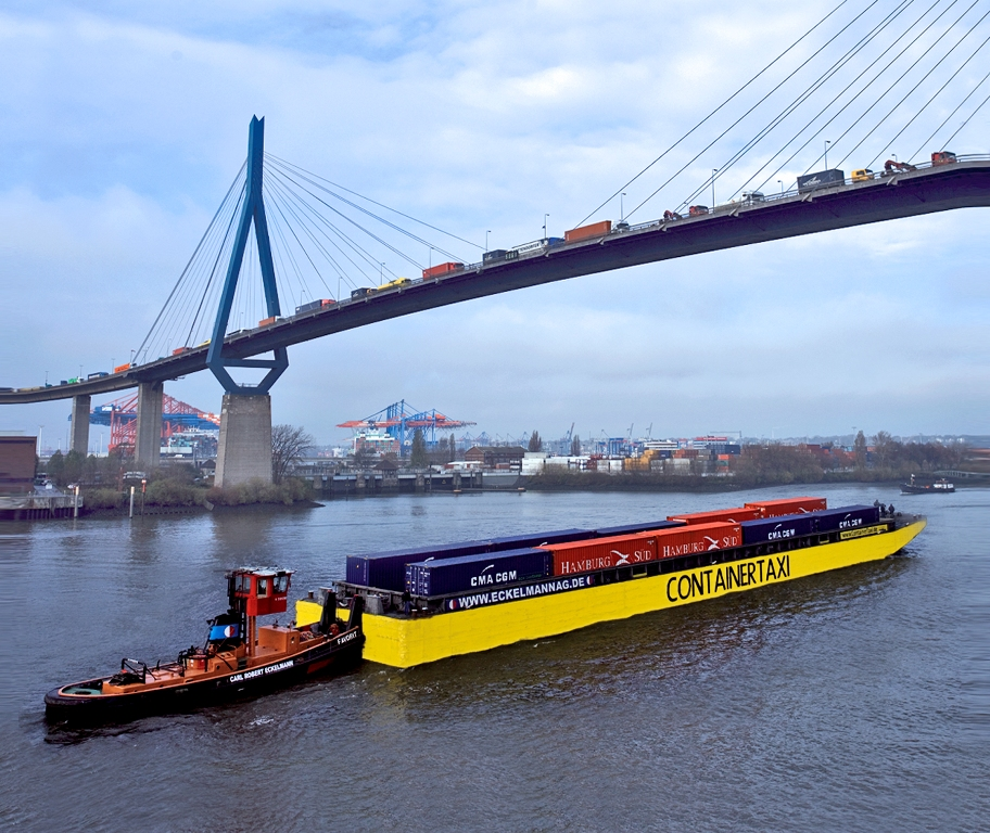 """More """"container taxis"""" will be deployed this year"""