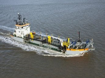 Another possible Elbe dredging delay
