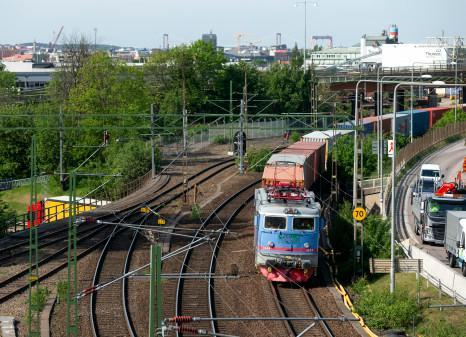 Rail greatly enhances Gothenburg's gateway status