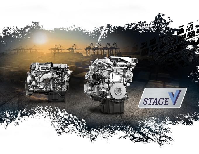 Hyster Big Trucks to use Mercedes-Benz MTU engines in EU Stage V machines