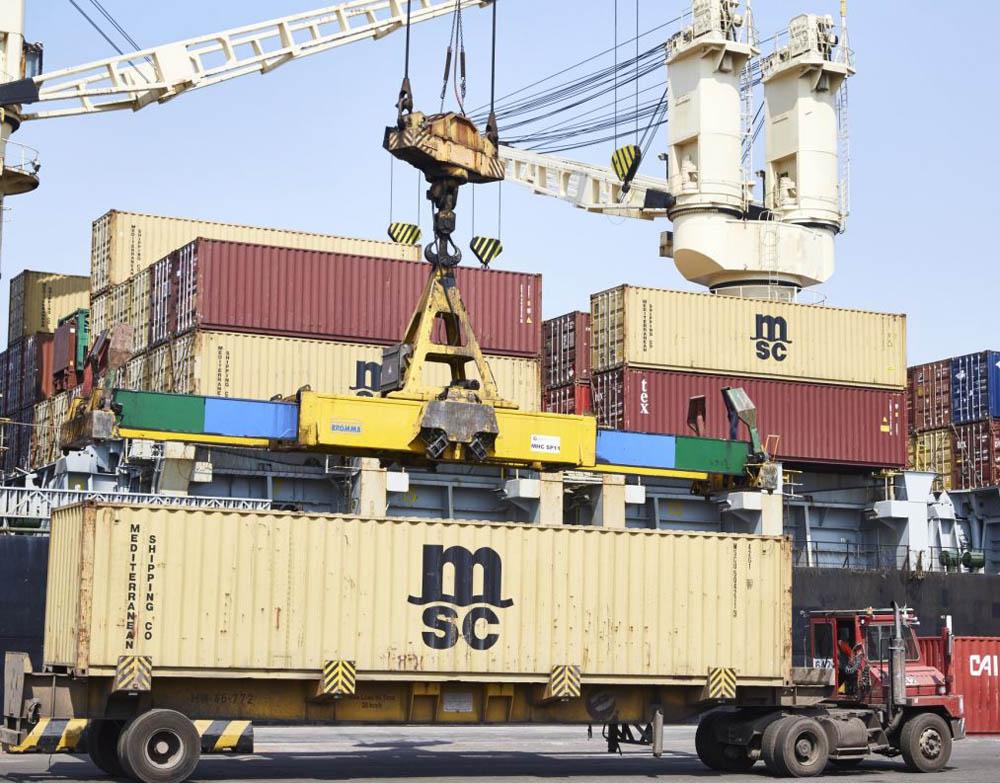 Record throughput for Mozambique's Maputo