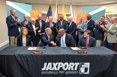 SSA Marine goes deep in Jacksonville