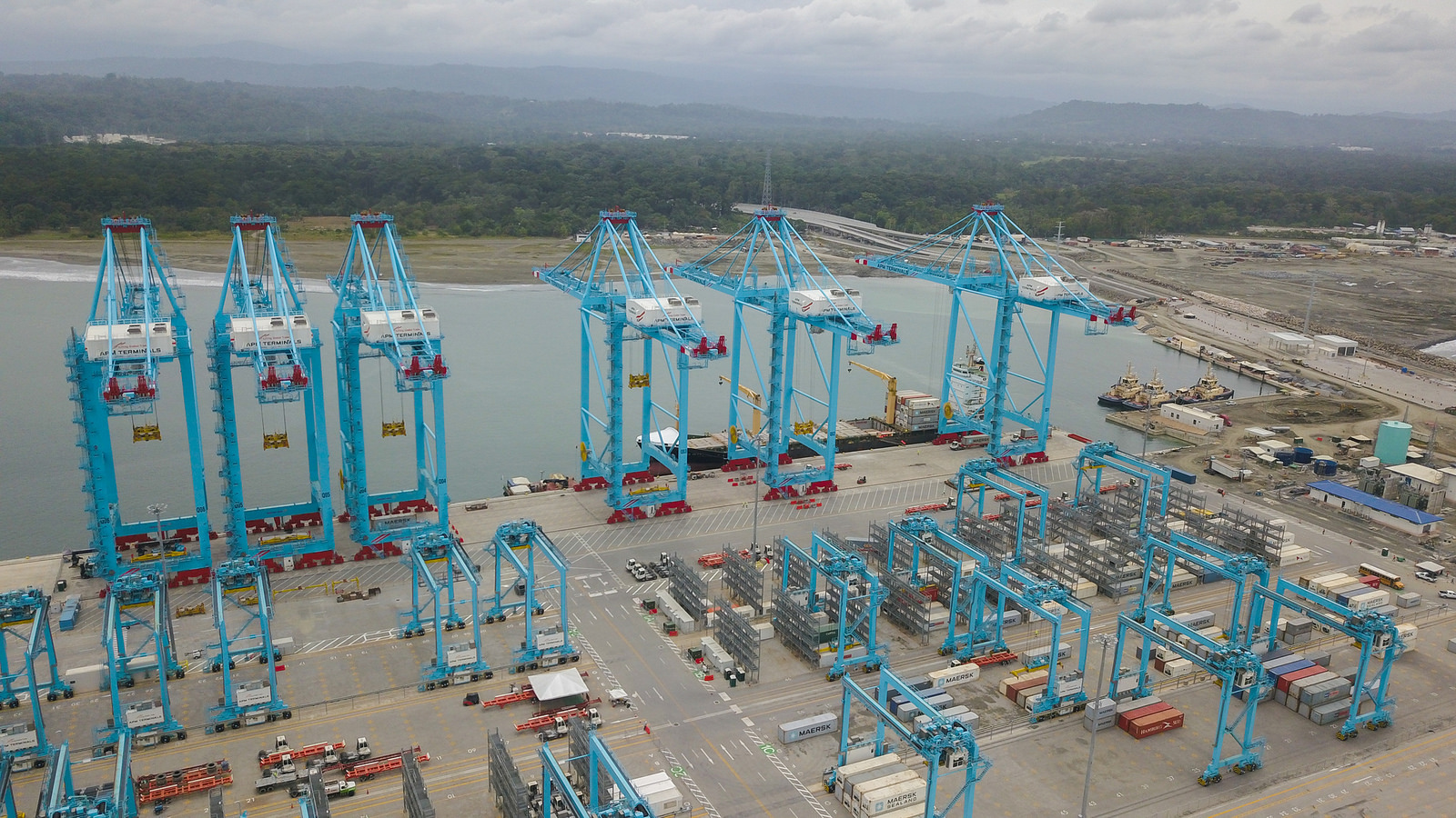 The new terminal will transform Costa Rica's cold chain.