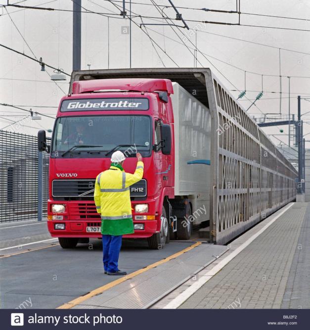 Eurotunnel, TLF Overseas in Brexit deal