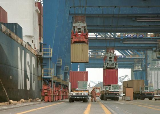 Ports America Chesapeake moves to N4
