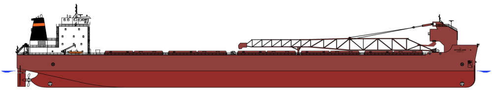 Interlake Steamship Co orders self-unloader