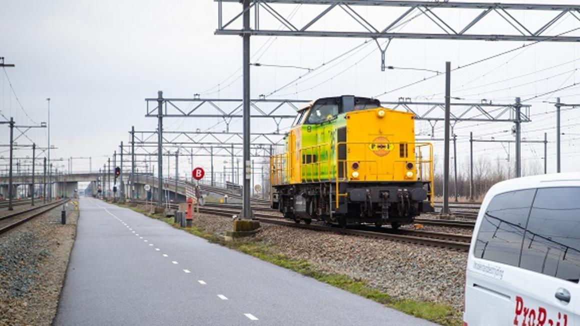 Alstom successfully performed a week of ATO tests on a 100km double-track of the Betuweroute