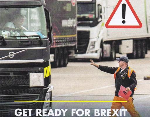 "Port of Rotterdam: ""most traders not ready for Brexit"""