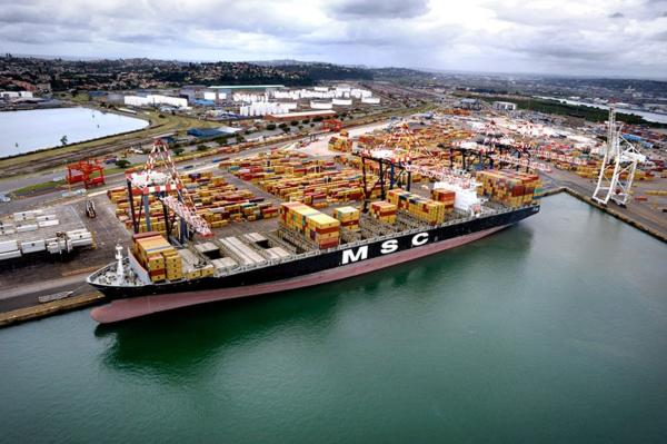 Container throughput grew by almost 10% in 2018. (Photos: TPT)