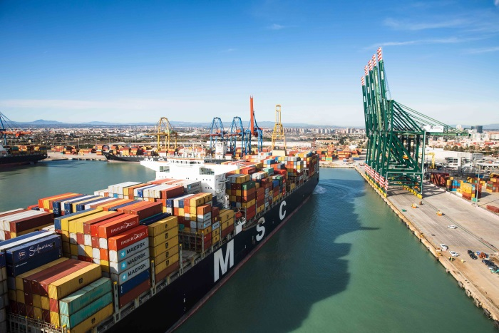 MSC Terminal, Valencia - a great opportunity for Hyster to evaluate its approach to zero emissions