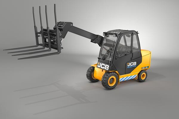 JCB Teletruk goes electric to reach new markets