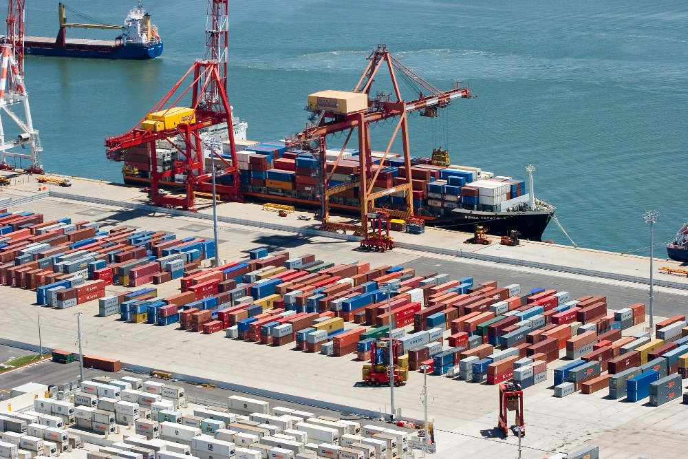 Kalmar books more AutoStrads for Patrick Terminals