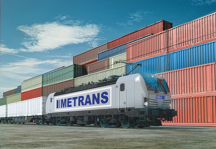 Siemens Mobility delivers 10 Vectron locomotives to Metrans