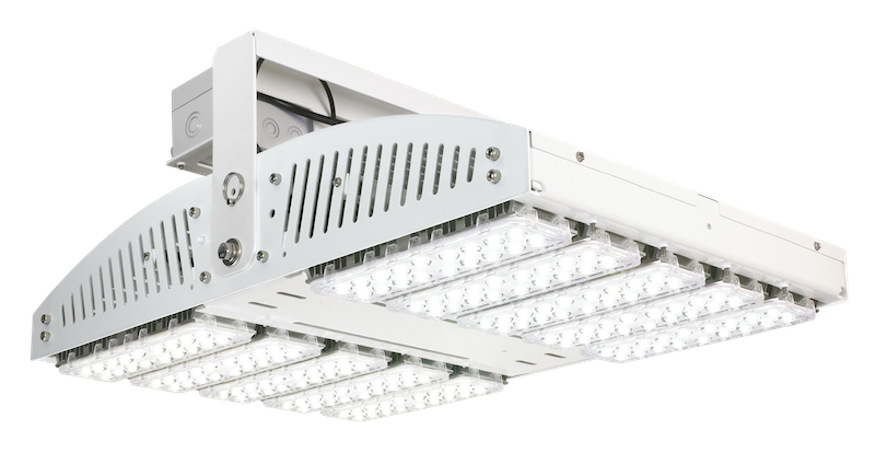 The Phoenix Highland 500 LED fixture for high mast applications