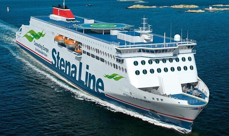 Stena RoRo signs contract for a ninth Stena E-Flexer