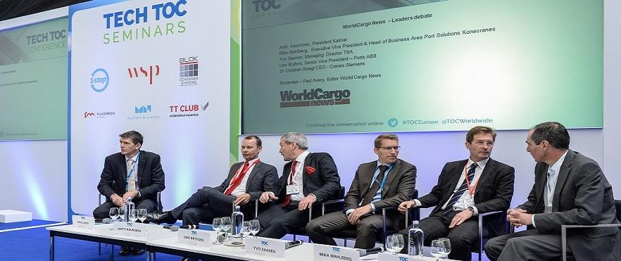 Leaders' Debate, hosted by WorldCargo News