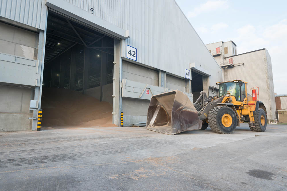 Grain terminal beefed-up at Port of Tilbury