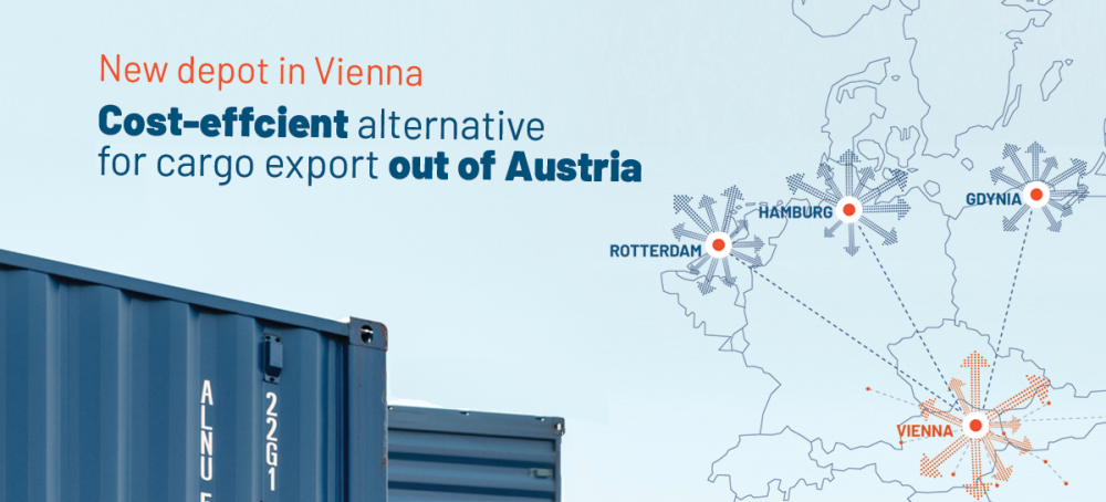 Connecting Austria with the Unifeeder network