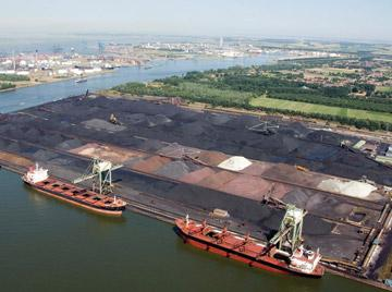 Coal props up Antwerp's Q1 dry bulk throughput