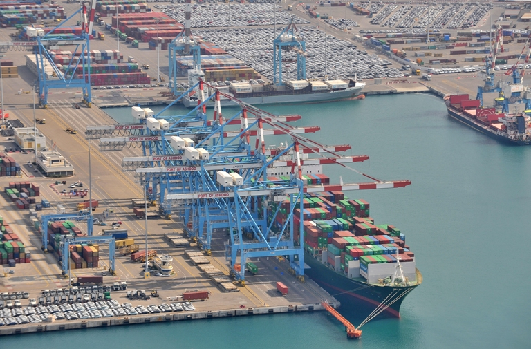 Ashdod Port to generate own power
