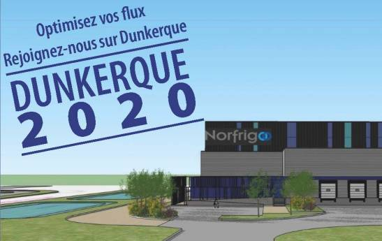 Norfrigo to set up in Dunkirk