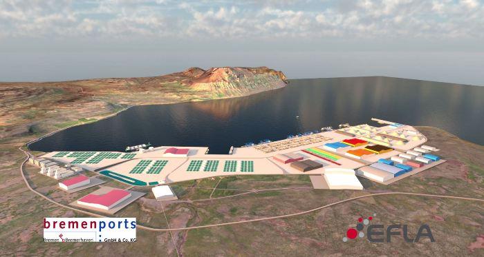 Finnafjord Port Development Company a step closer to reality?