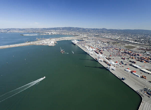 Oakland's Outer Harbor Terminal could soon see bulk handling
