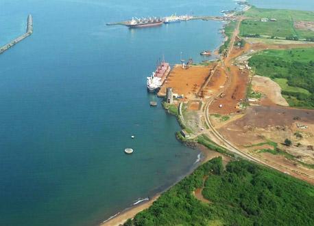 Liberia's port of Buchanan set for bulk boost