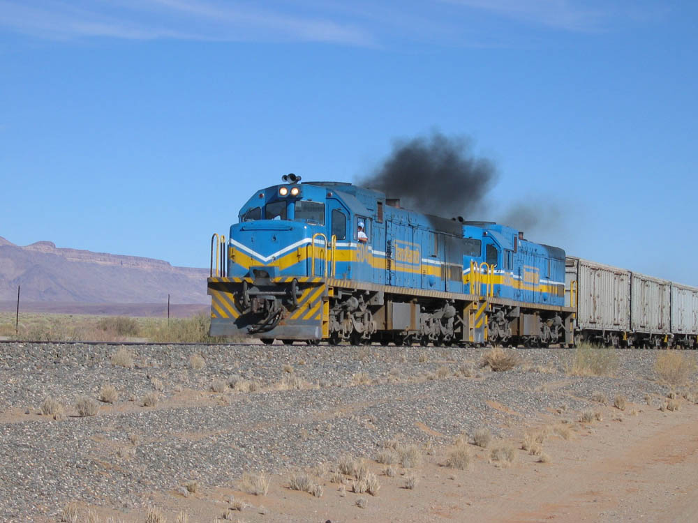 Coal transport agreement in Namibia