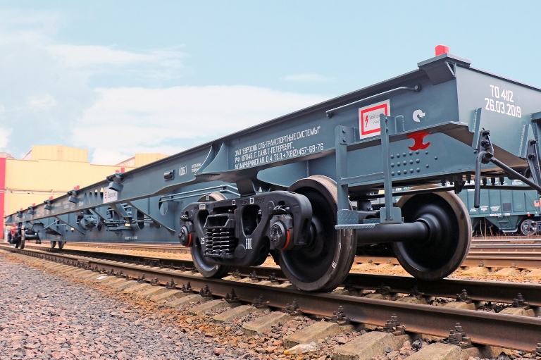 United Wagon Company to supply 400 new container wagons