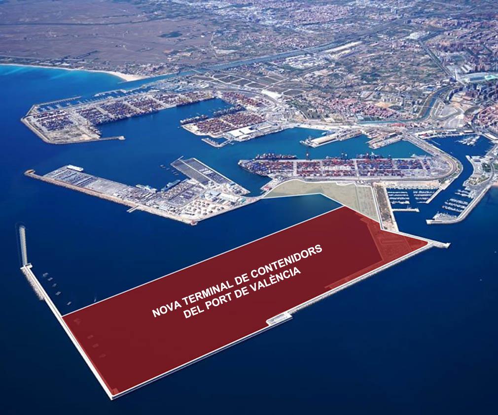 MSC sole bidder for Valencia CT 4