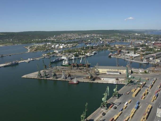 CMEC secures €120M Bulgarian port project