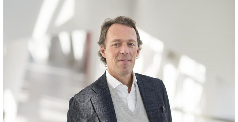 Jacques Vandermeiren, CEO of the port of Antwerp