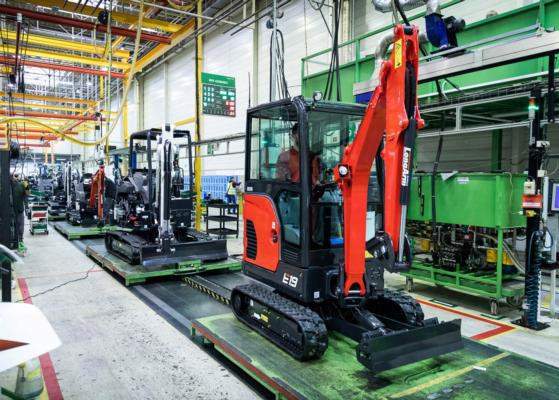 Major order for Bobcat in the Czech Republic