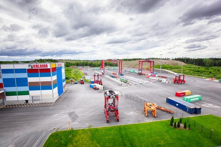 Kalmar in new 5G initiative