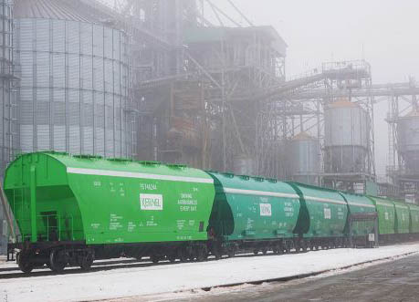 Kernel group acquires grain car operator
