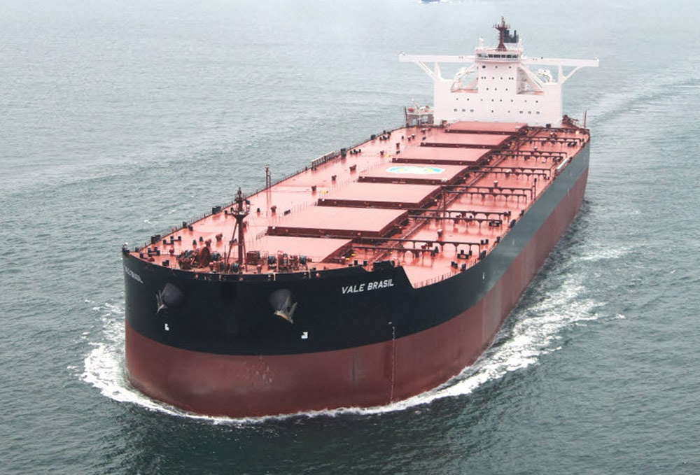 Uncertainty in iron ore market is putting pressure on large ore carriers & other classes of tonnage