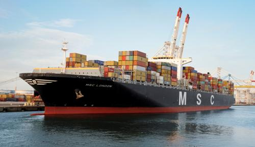 Cargo systems upgrade for MSC vessels